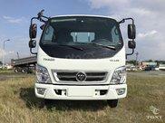 Thaco Phan Thiết - Bình Thuận cần bán xe tải Thaco OLLIN700 thùng lửng năm 20211