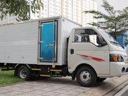 Xe tải Jac x150 1,5 tấn thùng dài 3,2m vào thành phố, tặng 10tr ngày khai trương 1/4/20210