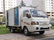 Xe tải Jac x150 1,5 tấn thùng dài 3,2m vào thành phố, tặng 10tr ngày khai trương 1/4/20211