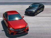 Bán Mercedes-Benz C180 new chỉ 349tr, nhận xe ngay, bank hỗ trợ 80%, tặng 50% thuế trước bạ5