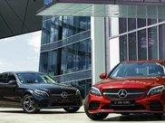 Bán Mercedes-Benz C180 new chỉ 349tr, nhận xe ngay, bank hỗ trợ 80%, tặng 50% thuế trước bạ4