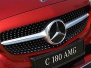 Bán Mercedes-Benz C180 new chỉ 349tr, nhận xe ngay, bank hỗ trợ 80%, tặng 50% thuế trước bạ1