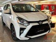 Bán Toyota Wigo đời mới nhất 2021, xe trang bị full option, có hỗ trợ vay ngân hàng lãi suất cực thấp, cam kết giá tốt1