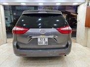 Toyota Sienna Limited 3.5, xe nhà trùm mền không chạy còn mới toanh, toàn bộ còn zin theo xe1