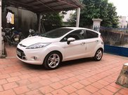 Cần bán xe Ford Fiesta 1.6S năm 2013, màu trắng còn mới0