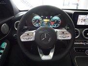 Mercedes C300 AMG 2021, giảm tiền mặt trực tiếp cùng quà tặng hấp dẫn, ưu đãi ngập tràn7