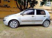 Xe Hyundai Getz đời 2008, màu bạc, nhập khẩu0