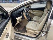Cần bán Toyota Vios 1.5E MT năm 2017, màu vàng cát, còn mới, giá chỉ 405 triệu4