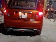 Cần bán Daewoo Matiz năm 2007, màu cam8