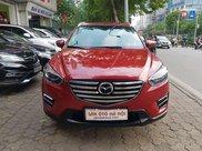 Sàn ô tô Hà Nội bán Mazda CX5 2.5 sx 2017, màu đỏ xe tư nhân chính chủ1