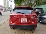 Sàn ô tô Hà Nội bán Mazda CX5 2.5 sx 2017, màu đỏ xe tư nhân chính chủ4