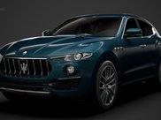 [Maserati Việt Nam] Maserati Levante 2021 SUV hạng sang đậm chất thể thao - tinh thần chiến binh của người Ý1