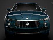 [Maserati Việt Nam] Maserati Levante 2021 SUV hạng sang đậm chất thể thao - tinh thần chiến binh của người Ý0