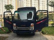 Xe tải JAC N200 cabin vuông 2t thùng dài 4,3m vào thành phố, KM bảo hiểm thân xe0