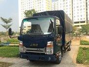 Xe tải JAC N200 cabin vuông 2t thùng dài 4,3m vào thành phố, KM bảo hiểm thân xe2