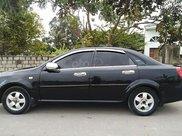 Bán Daewoo Lacetti sản xuất 2009, màu đen còn mới4