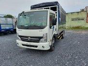 Xe tải vào thành phố dòng xe Nissan 1T9, thùng dài 4,3m2