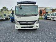 Xe tải vào thành phố dòng xe Nissan 1T9, thùng dài 4,3m0