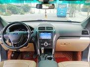 Ford Explorer 2.3 Ecoboost 2016 còn rất mới, trang bị cực kì nhiều đồ chơi10
