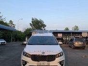 Cần bán Kia Sedona năm sản xuất 2018, màu trắng2