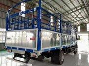 Xe tải 8 tấn Mitsubishi Fuso FI170 thùng dài 6,1m, tặng 100% lệ phí trước bạ, trả trước 220 triệu tại Bình Dương1