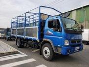 Xe tải 8 tấn Mitsubishi Fuso FI170 thùng dài 6,1m, tặng 100% lệ phí trước bạ, trả trước 220 triệu tại Bình Dương0