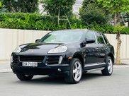 Bán Porsche Cayenne năm sản xuất 2007, màu đen, nhập khẩu nguyên chiếc1