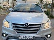 Cần bán xe Toyota Innova sản xuất năm 2015 còn mới0