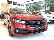 Honda Civic 2021 khuyến mãi mua 1 tặng 4 và chính sách ba không0