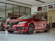 Honda Civic 2021 khuyến mãi mua 1 tặng 4 và chính sách ba không2