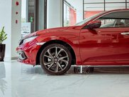 Honda Civic 2021 khuyến mãi mua 1 tặng 4 và chính sách ba không4