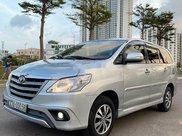 Cần bán xe Toyota Innova sản xuất năm 2015 còn mới2
