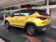 Kia Seltos Luxury 2021, giá chỉ 659 triệu3