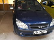 Bán Hyundai Getz sản xuất 2010, màu xanh0