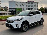 Bán Hyundai Creta năm sản xuất 2017, màu trắng, nhập khẩu Ấn Độ0