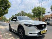 Cần bán gấp Mazda CX 5 đời 2017, màu trắng3