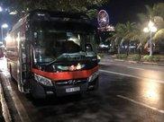 Bán nhanh chiếc xe 34 chỗ, Thaco TB85 đời 2018, xe còn mới10