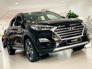 Bán Hyundai Tucson 2021 - Ưu đãi khủng, tặng tiền mặt tới 35 triệu - Giá bao toàn KV miền NAM2