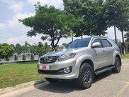 Cần bán Toyota Fortuner 2.5G sản xuất 2016 còn mới, giá 710tr1