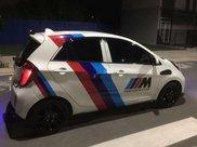 Bán ô tô Kia Morning 1.25MT sản xuất 2014 còn mới4