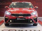[Kia Biên Hòa ] Kia Cerato Luxury 2021, ưu đãi lên đến 30tr, tặng bảo hiểm vật chất0