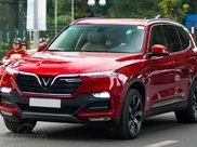 VinFast LuxSA2.0 giảm giá gần 450tr, trả trước 430tr lấy xe2