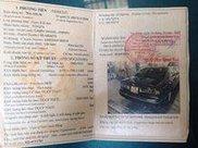Chính chủ cần bán xe Toyota Camry 20016