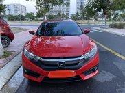 Bán Honda Civic sản xuất 2017, nhập khẩu nguyên chiếc còn mới0