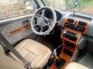 Bán ô tô Mitsubishi Jolie đời 2003, màu bạc, nhập khẩu nguyên chiếc, giá 79tr2