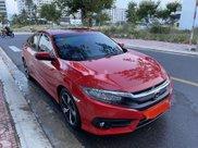 Bán Honda Civic sản xuất 2017, nhập khẩu nguyên chiếc còn mới2
