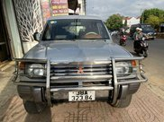 Bán xe Mitsubishi Pajero Sport đời 1991, màu bạc, nhập khẩu nguyên chiếc, 78tr4
