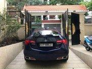 Bán Acura ZDX năm 2010, màu xanh lam, xe nhập số tự động10