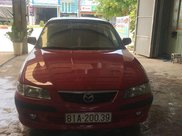 Bán ô tô Mazda 626 sản xuất năm 2002, màu đỏ, nhập khẩu0