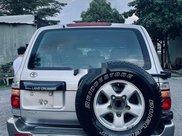 Bán Toyota Land Cruiser đời 2000, màu bạc, nhập khẩu1